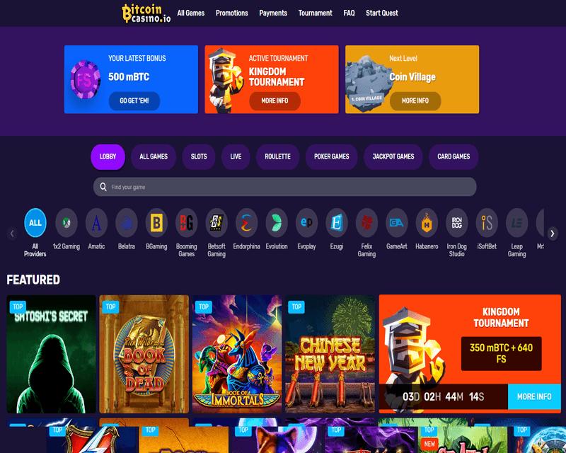 Solaire'de bitcoin slot makinesi oyunları